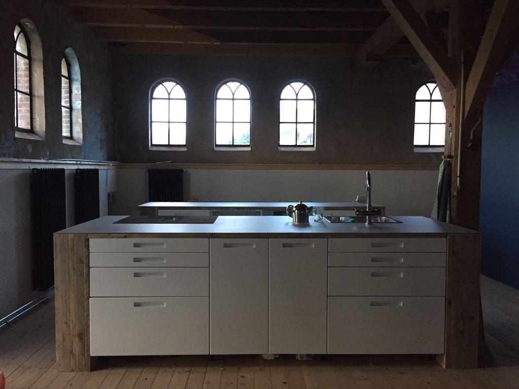 Keuken, Graanmaalderij Gouderak